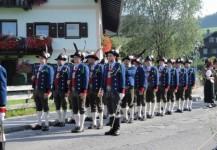 Bataillonsfest Breitenbach 02.08.09